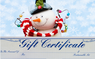 holiday gift cards pottstown